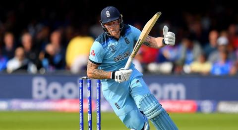 Ben Stokes in ICC World Cup Final