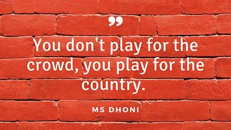 Top Quotes from Inspiring Cricket Speakers